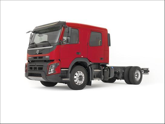 Noile Volvo FL şi Volvo FMX, disponibile şi cu cabine pentru echipaj