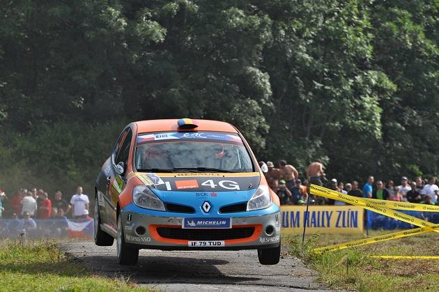 Alex Filip și Bogdan Iancu la Rallye International du Valais