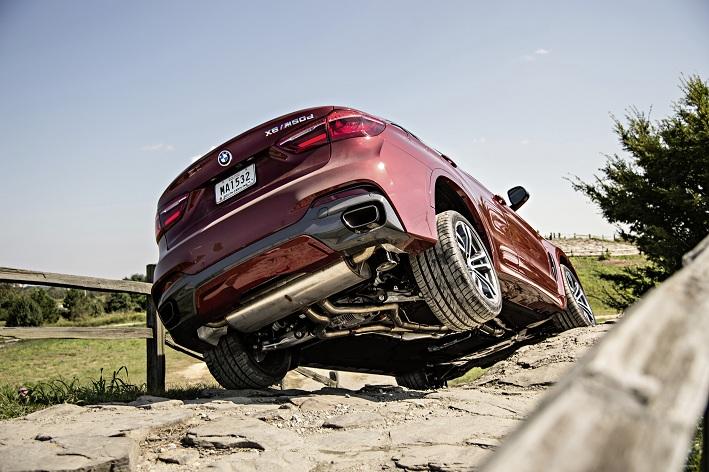 Noul BMW X6 debutează în România