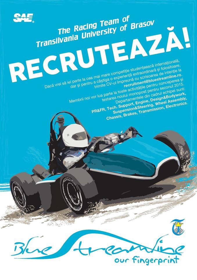 BlueStreamline recruteaza