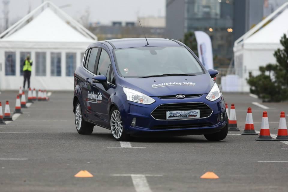 """Ford Driving Skills For Life"" prin ochii unui participant"