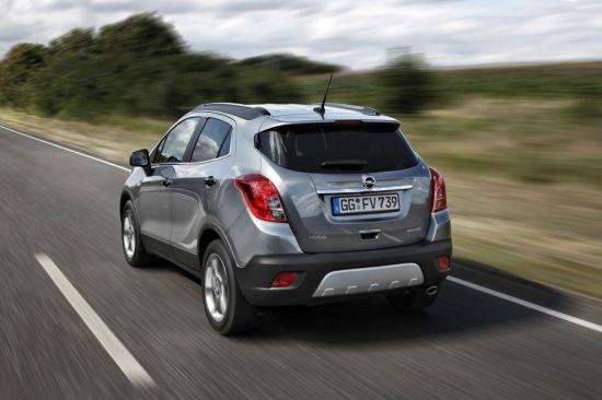 300.000 de comenzi pentru Opel Mokka