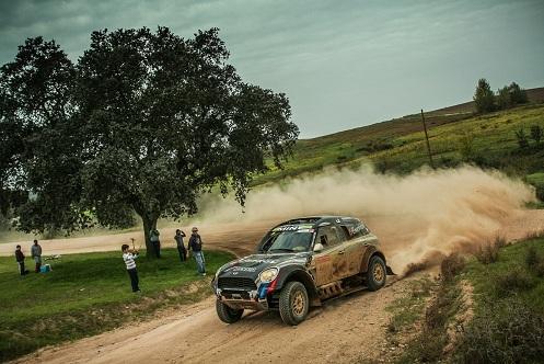 Baja Portalegre: Porém câştigă cu MINI ALL4 Racing