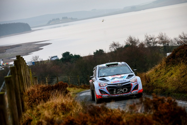 Hyundai Shell World Rally, final de sezon