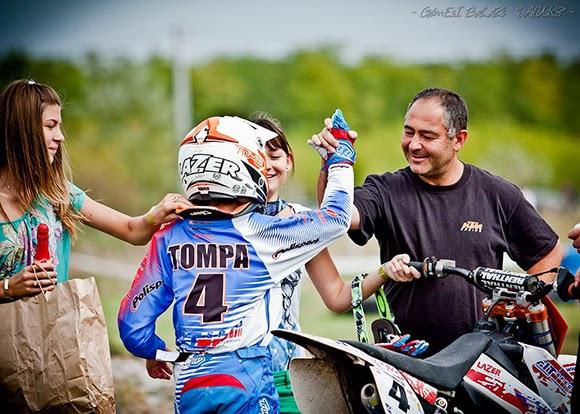 Interviu: Csaba Tompa, tatal sportivului Robert Tompa