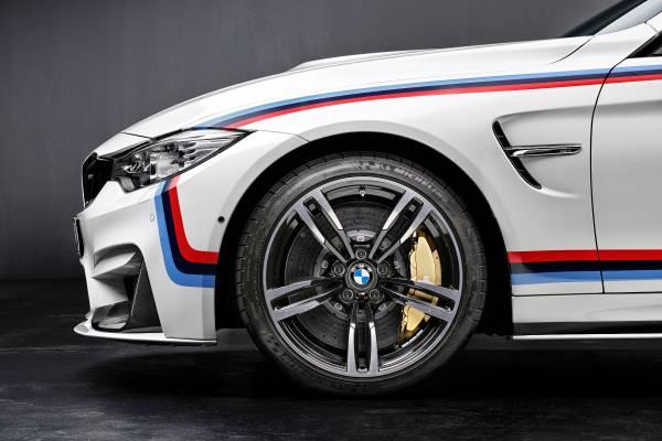 Salonul Auto de la Essen 2014: noi accesorii BMW M Performance