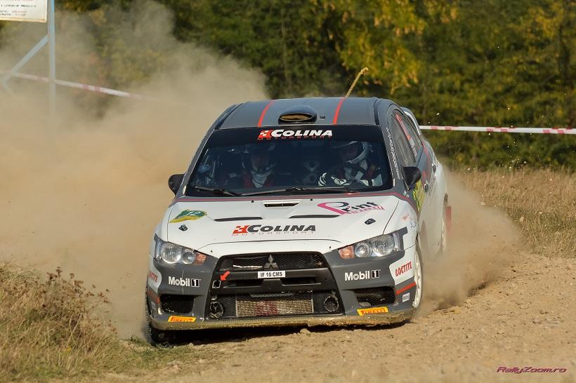 Sebastian Barbu si Sergiu Itu vor lua startul la Waldviertel Rallye