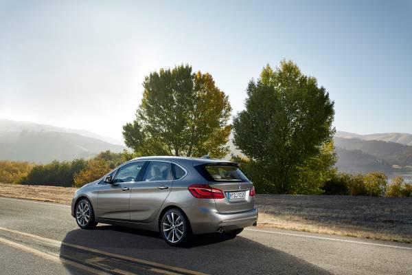 Seria 2 Active Tourer – 5 stele la testele Euro NCAP