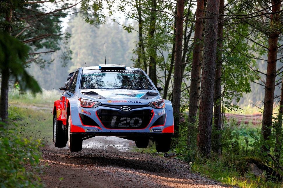 Hyundai Shell World Rally este pregatita pentru finalul de sezon