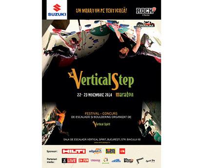 Vertical Step Marathon 2014 – Suzuki conduce aventura!