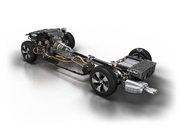 BMW pregăteşte o nouă generaţie de concepte de automobile hibrid