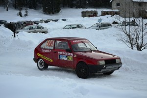 Covasna Winter Rally 2013 - Bogdan Talasman - Cristian Cismas Stoicanea