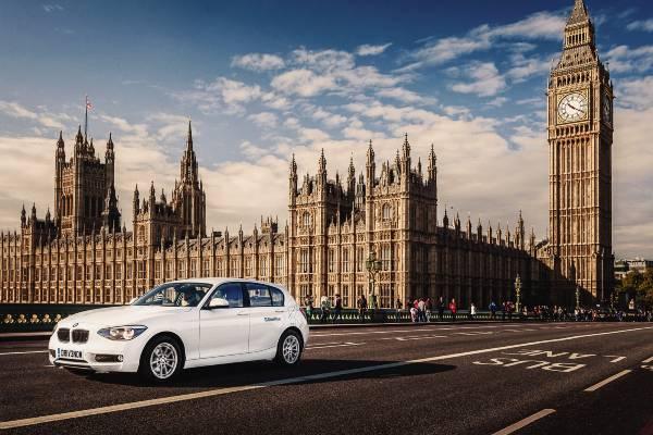 Serviciul de car-sharing DriveNow lansat şi la Londra