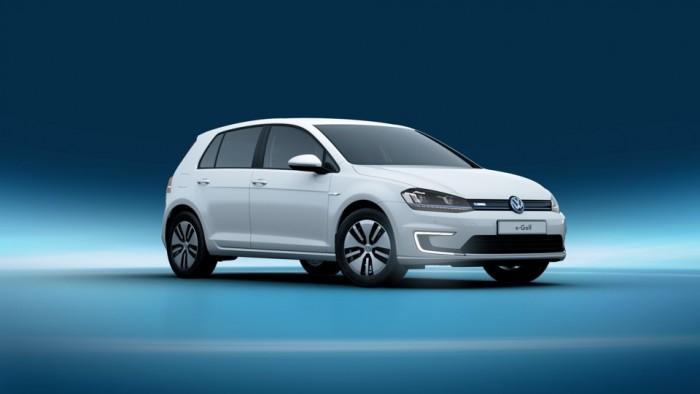In 2015, Volkswagen Romania lanseaza modelele e-mobility