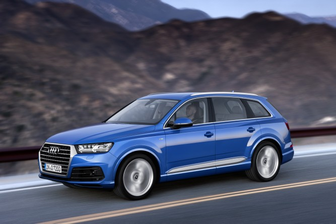 Noul Audi Q7 – Sportivitate, eficiență și confort premium