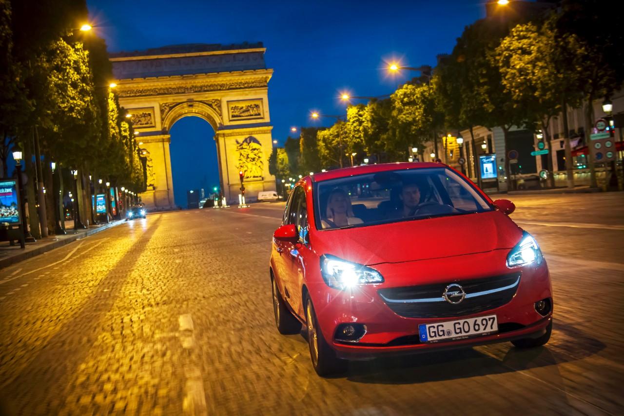 Noul Opel Corsa, Mașina Anului 2015 în România