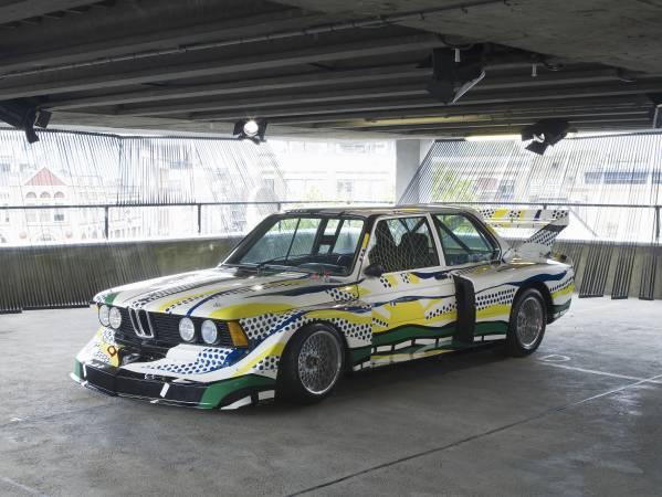 BMW partener oficial Art Basel Miami Beach