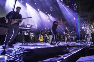 Coldplay Konzert, BMW Welt, 06.12.2014