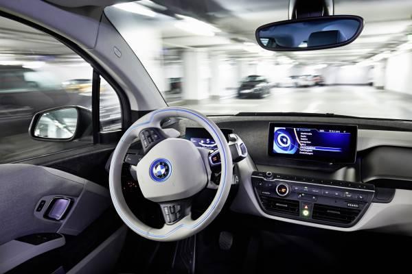 Inovaţii BMW la Consumer Electronics Show (CES) 2015 de la Las Vegas
