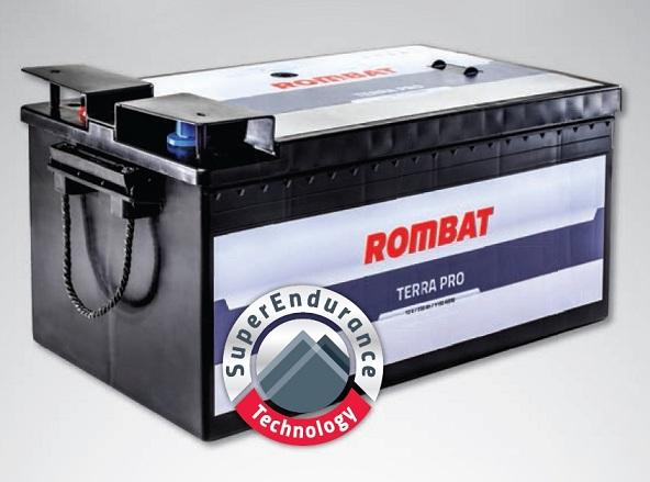 ROMBAT lansează Terra Pro