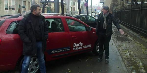 Dacia a susţinut cea de a VII-a ediție a Festivalului Internațional de Literatură de la București