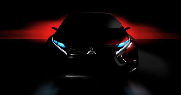 Premiera mondiala la Geneva, Mitsubishi prezinta un nou concept