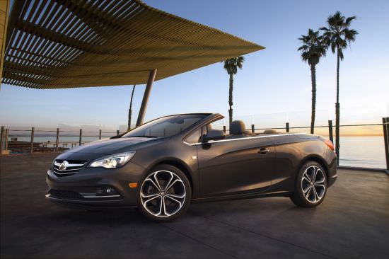 NAIAS Detroit: Buick Cascada – dezvoltat în Germania, construit în Polonia