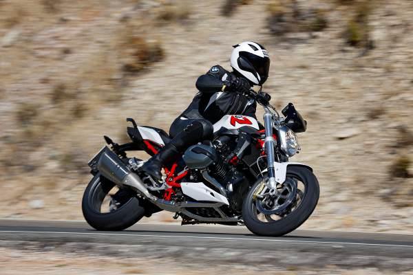 Record de vânzări pentru BMW Motorrad în 2014