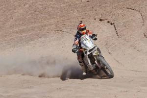 Mani Gyenes - Dakar 2015