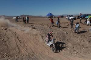 Mani Gyenes PS5 Dakar 2015 - Atacama