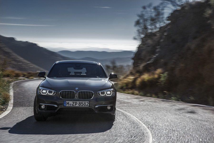 Noua gama de modele BMW Seria 1, noi standarde de eficienţă
