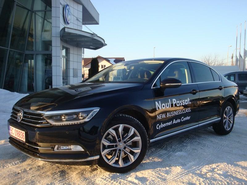 Noul Volkswagen Passat, design, confort, tehnologie şi siguranţă