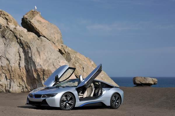 BMW multiplu câştigător de premii în 2014