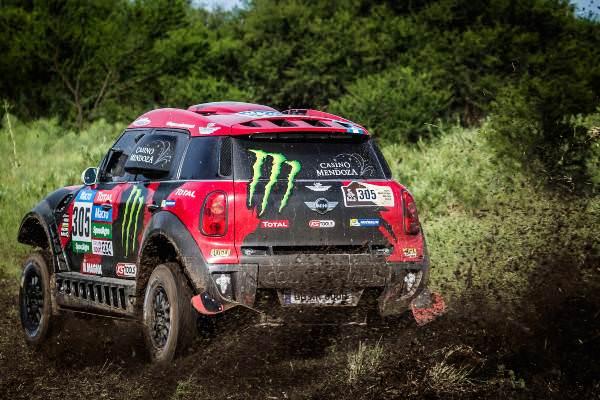Dakar 2015: Orlando Terranova este lider după prima zi