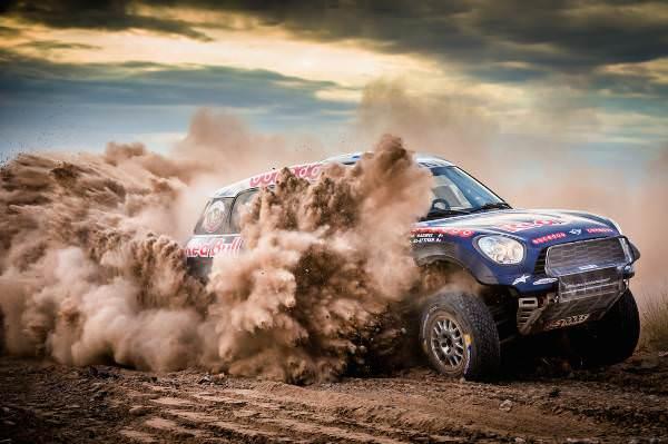 Dakar 2015: MINI îşi apără poziţia de lider al competiţiei