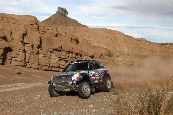 Dakar 2015: a cincea victorie de etapă pentru MINI