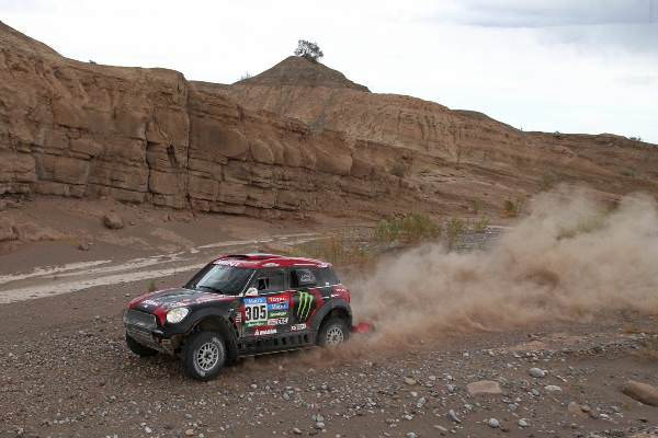 Dakar 2015: Orlando Terranova a câştigat etapa a şaptea