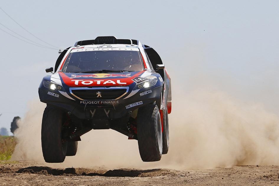 Team Peugeot – Trecerea totală în modul cursă