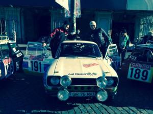 Eallye Monte-Carlo Historique 2015 JUST CLASSICS