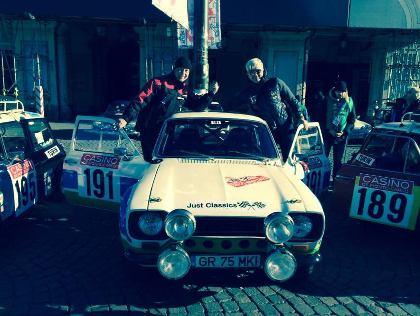 Rallye Monte-Carlo Historique: JUST CLASSICS prezent cu 6 echipaje