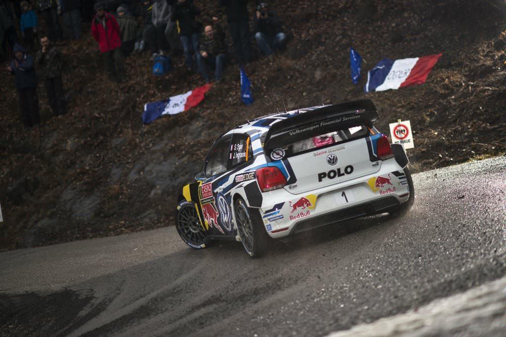 Raliul Monte Carlo, start în sezonul 2015 al Campionatului Mondial de Raliuri FIA