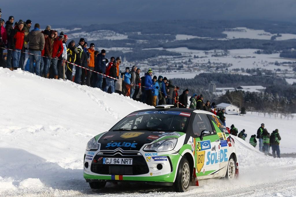 Jaennerrallye, o lecție utilă pe zăpada din Austria