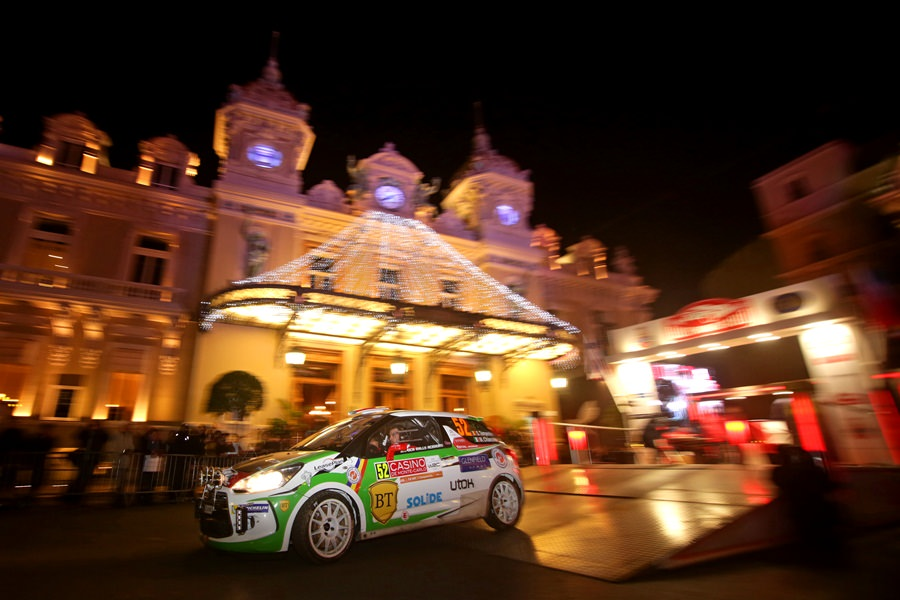 Raliul Monte-Carlo : Simone Tempestini este pe 5 în Junior WRC