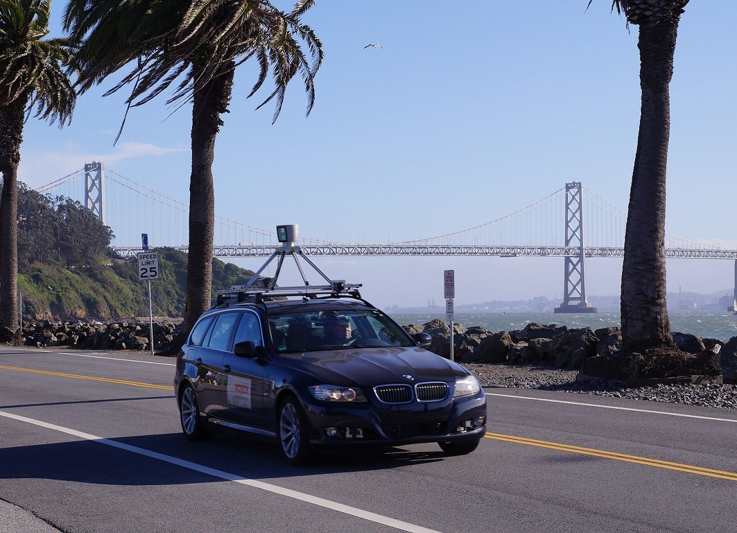 Tehnologia Bosch la Vehicle Intelligence Marketplace