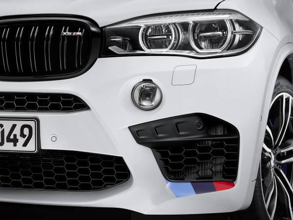 Componente BMW M Performance BMW X5 M şi BMW X6 M