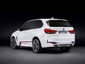 The new BMW X5 M and the new BMW X6 M with BMW M Performance Parts (4)