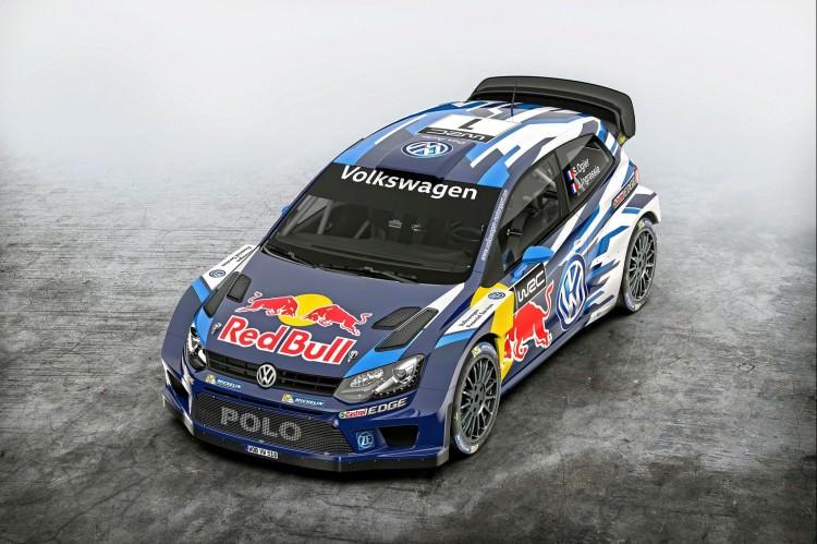 Volkswagen Polo R WRC reloaded
