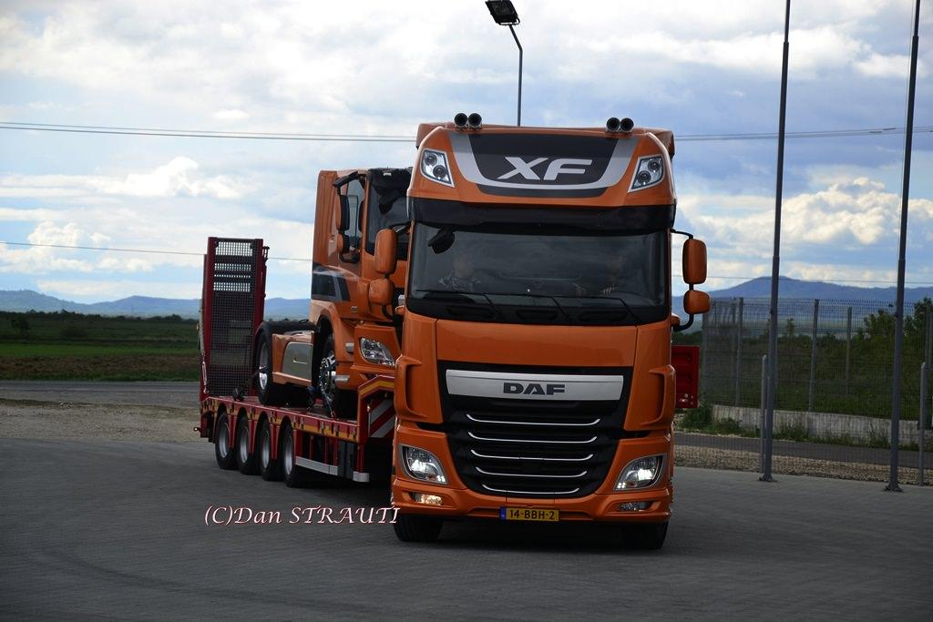DAF își consolidează poziția de lider în transporturi de eficiență avansată