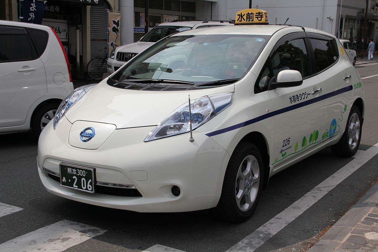Japonia, mirajul punctelor de incarcare a automobilelor electrice