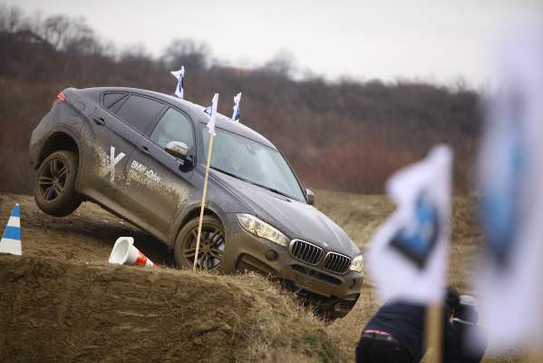 BMW xDrive Offroad Experience 2015